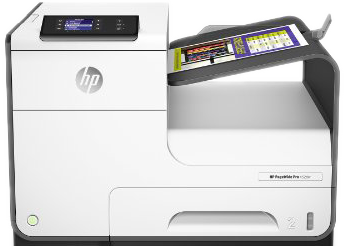 Máy In HP PageWide Pro 452dw