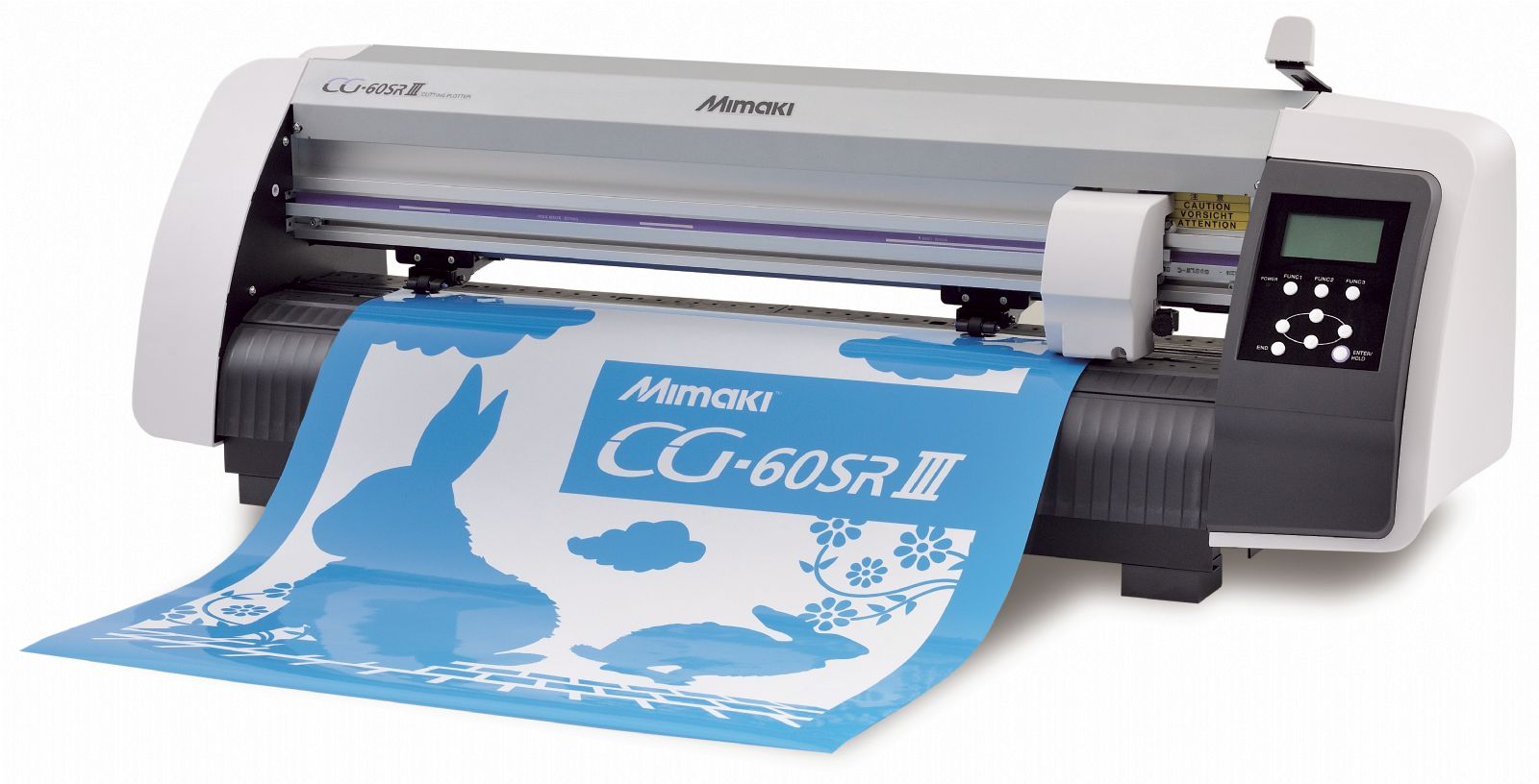Decal Mimaki CG 60 SRIII
